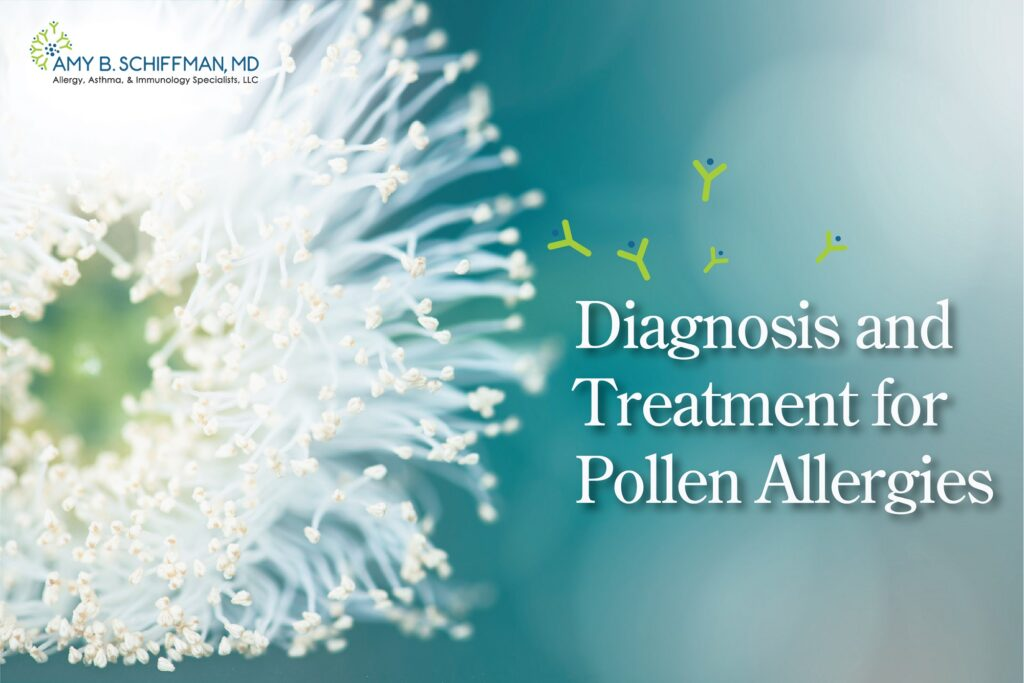 pollen allergies diagnosis and treatment